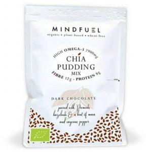 Mindfuel Chia Pudding Dark Chocolate 50g