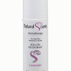 Natural Scents Aromatherapy Lavender Roll On Deodorant 100ml 460x