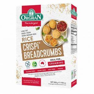 Orgran Rice Breadcrumbs Gluten Free Bread Crumbs Happytummies 2000x