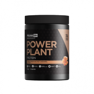 Pranaon Power Plant Protein 500g Himalayansaltedcaramel 448x448 Crop Center