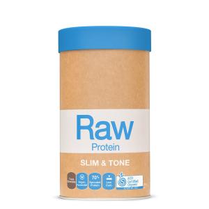 Raw Protein Slim Tone Triple Chocolate 500g Front 1080x 49bfef04 B6ac 4b90 9d99 24ba6d5d923f 900x