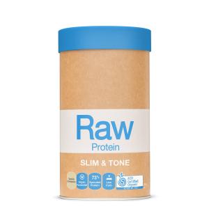 Raw Protein Slim Tone Vanilla Cinnamon 500g Front 1080x Dc5afd6e 7e87 4dcd B46e 11d0d90bf37a 900x