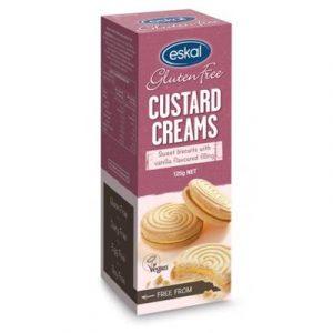 Sandwich Custard Cream Biscuit