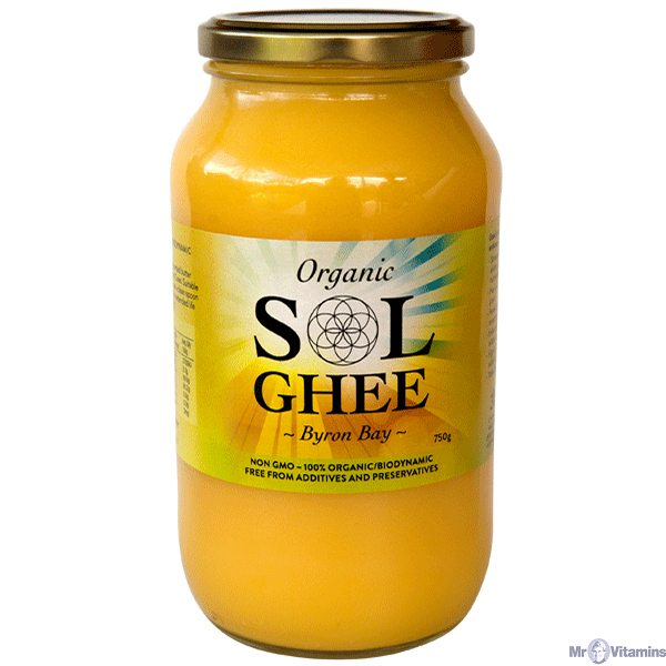 Sol Ghee Organic Sol Ghee 685g
