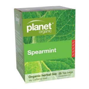 Spearmint Crop
