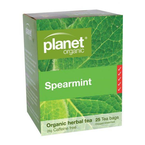 Spearmint Crop