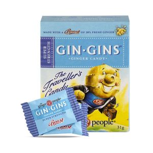 The Ginger People Candy Super Strength