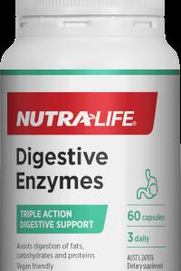 Website Digestive Enzymes 60c Digital