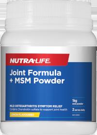 Website Joint Formula Msm 1kg Digital